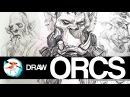 MEDCAST 12 - Drawin' Orcs