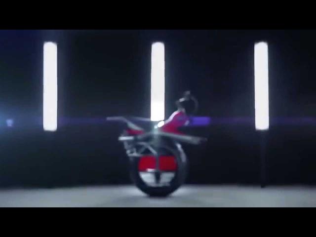 RYNO Motors одноколёсный электро мотоцикл