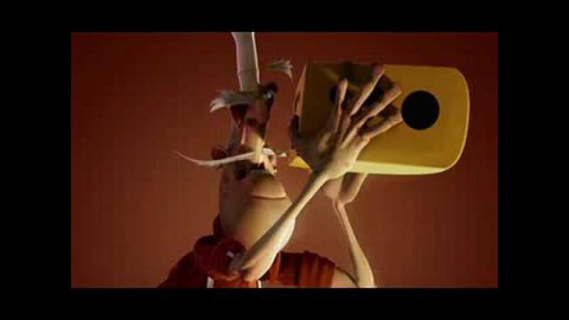 Al Dente short film supinfocom 2007