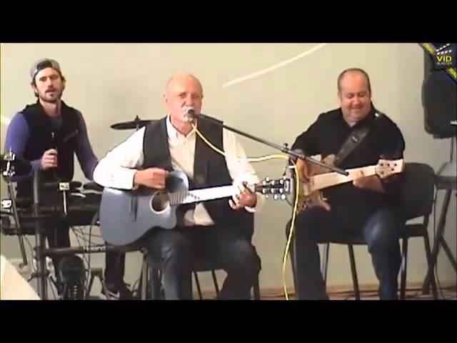 Praise and worship in River Church Riga with Valeriy Korop Gala Murashova Dmitry Karpoff Oskars S
