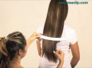 How to cut long hair and Children's hair at home - Japanese Version