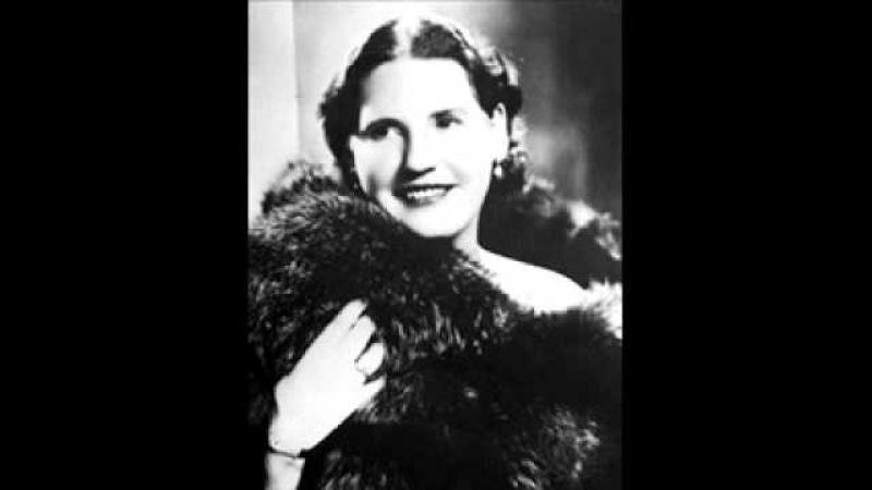 Bach - Erbarme Dich - Kirsten Flagstad