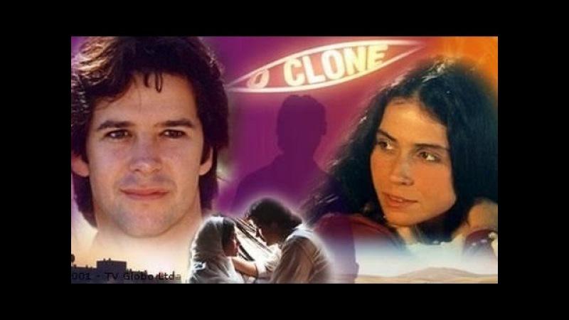 Клон / O Clone - Серия 25 из 250 (2001-2002) Сериал