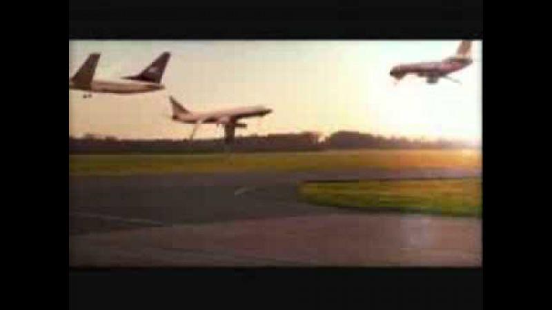 Кыш, пернатые! Мечта авиатехника