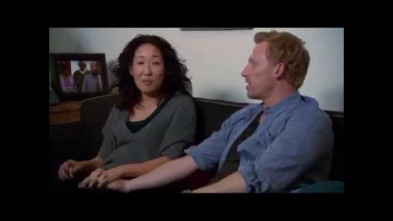 Kevin McKidd and Sandra Oh Grey's Anatomy Season 10 Interview