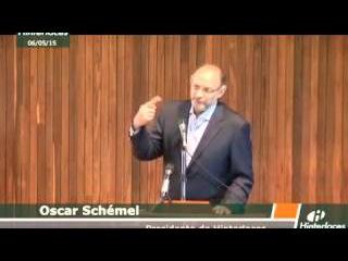 (Vídeo) Oscar Schémel en la Jornada de Actualización y Desarrollo Profesional UCV 2015