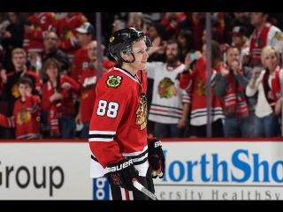 Winnipeg Jets Vs Chicago Blackhawks. December 6, 2015. (HD) Kane Breaks Record!