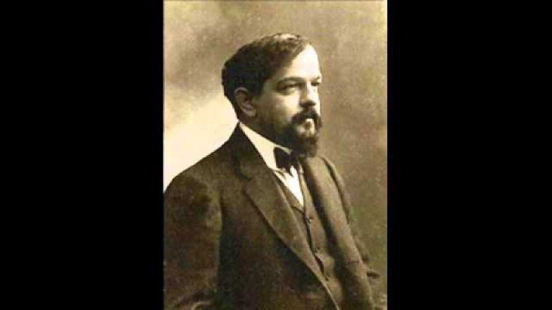 Walter Gieseking plays Debussy Clair de lune