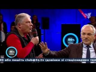 Истерика Червоненко из-за Саакашвили