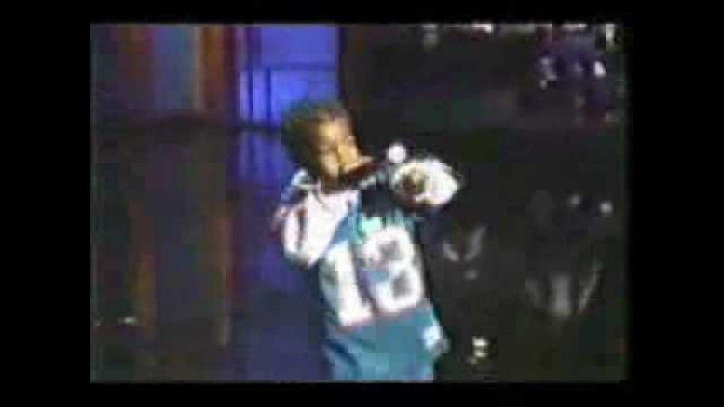 Lil bow wow arsenio hall show 1993