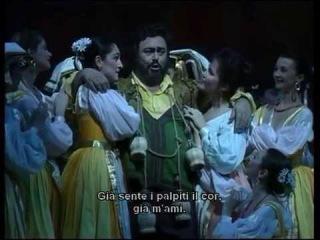 L'ELISIR D'AMORE di Gaetano Donizetti. Selezione dell'opera