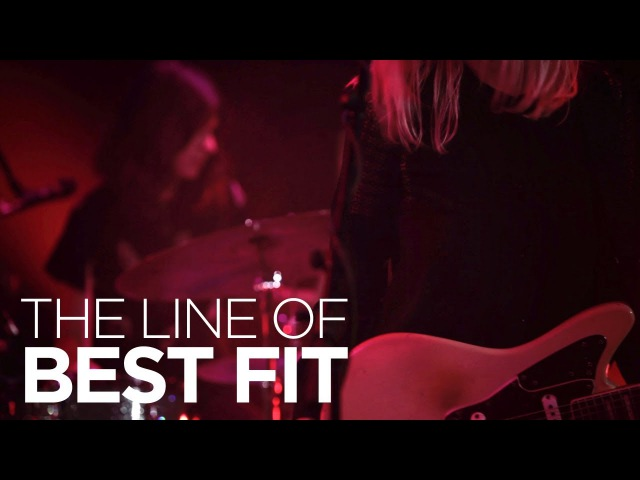 Warpaint perform Love Is To Die for The Line of Best Fit