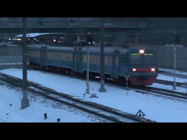 Электропоезд ЭД4М-0251