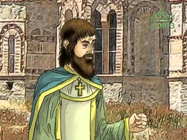 Мульткалендарь 22 февраля Святой мученник Никифор