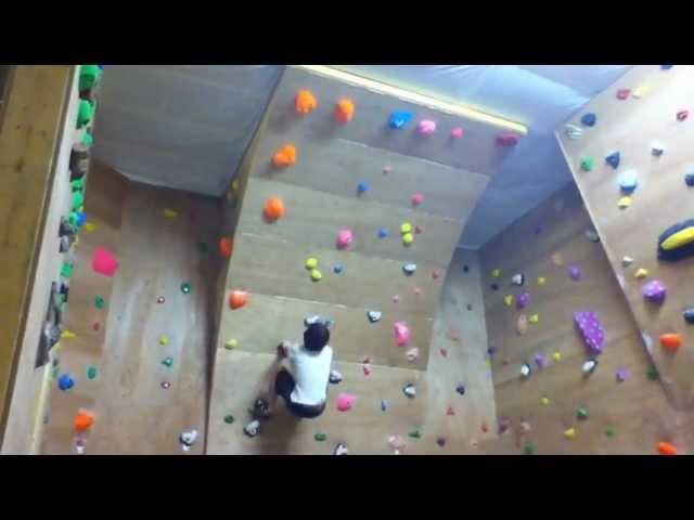 Big Climbing Dyno (2.6m, bolt to bolt)