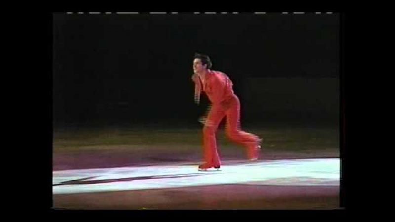 Robin Cousins GBR 1994 North American Open Men's Artistic Program