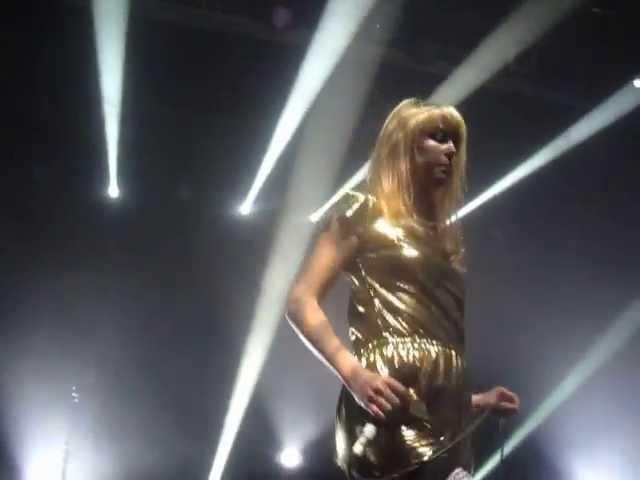 Glass Candy Miss Broadway Live @ KOKO London 12 06 13