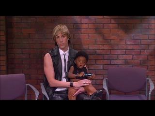Шокирующее признание на телешоу — Бруно (2009) сцена 4/4 HD
