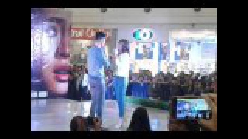 MAHAL KITA PERO duet by MarNella SM City Novaliches