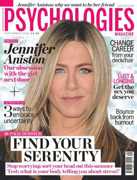 Psychologies UK - September 2016