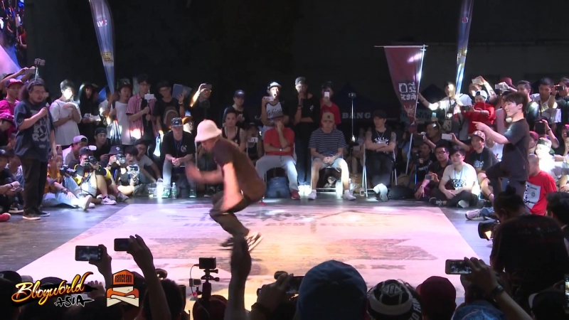 Cheerito(RUS) vs Pocket(KOR) Final The Last Samurai Hustle Freeze Vol.10