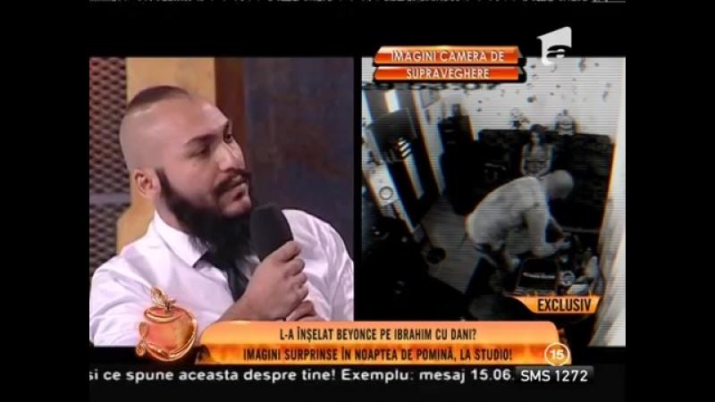L-a înşelat pe Ibrahim Beyonce, surprinsă în ipostaze fierbinţi cu manelistul Dani Mocanu!