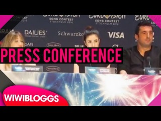 "Press conference: Argo ""Utopian Land"" Greece @ Eurovision 2016   wiwibloggs"