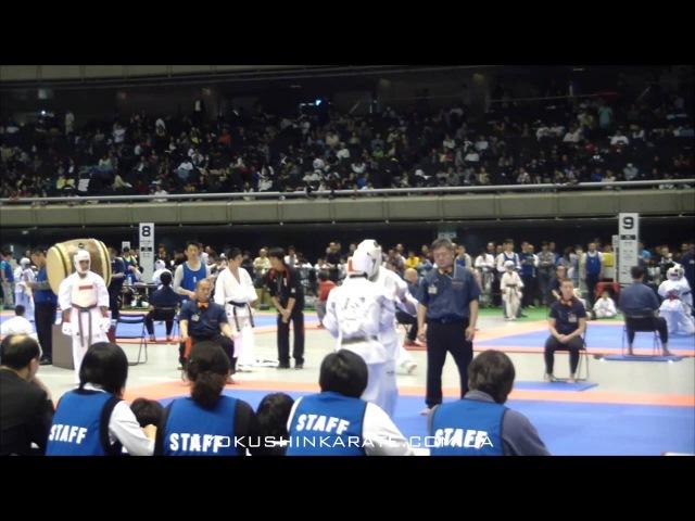 5 World Championship 2013 Vladyslav Gerko (Ukraine, aka) - Japan