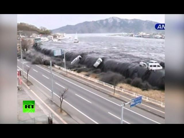 Землетрясение в Фукусиме. Два года спустя как это было