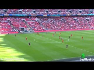 Ливерпуль 3:0 Барселона | Гол Ориги