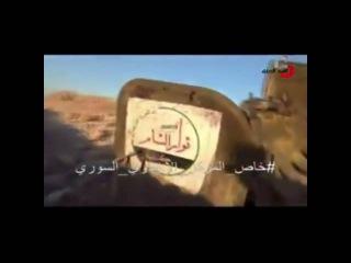 Алеппский котел: бои, «Тигры», полковник Сухейль исожженная техника боевиков