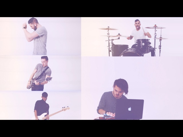 Don't Let Me Down - The Chainsmokers | Fame On Fire Arcaeus (Rock/Electronic Cover)