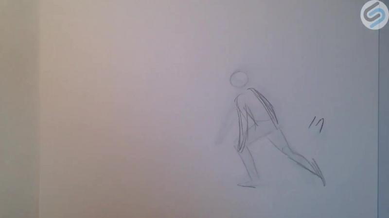 Yurionice - Animtion Sketch 1