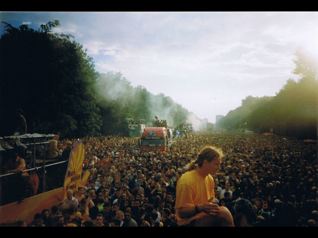 Loveparade 1998 One World one Future FULL