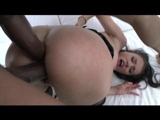 Kitana lure double anal with 3 massive black cocks (interracial dap) sz1033
