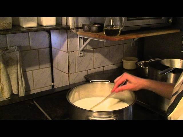 Video recepte Gatavojam Jāņu sieru