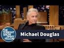 Michael Douglas Wet His Pants on Johnny Carson's Tonight Show