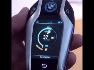 [Ea7] BMW ключ