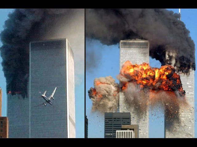 18 Views of 'Plane Impact' in South Tower 9 11 World Trade Center HD DOWNLOAD