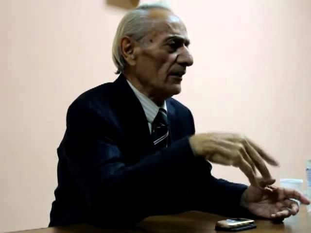 Айказ Саргсян, доктор медицины - о Адекватном живом питании, о Сыроедении.