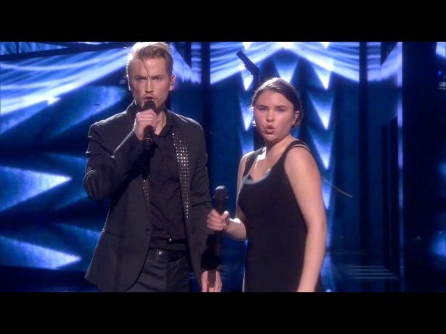 Ljubav Je Vanja Gruvsjö Lehtola Aksel Mørk B H Eurovision Stand in rehearsal 2016
