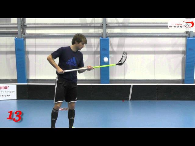 Stickhandling - Jonglieren
