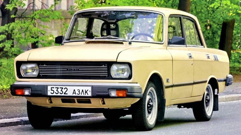 АЗЛК Москвич 2140SL 2140 117 11 1980–88
