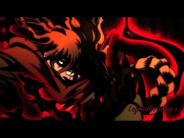 Hellsing Ova 10 Amv - The Story Is Just Beginning {HD}