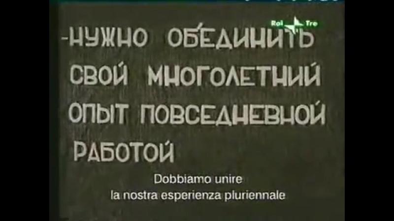 Сталинский СССР кинохроника 30 гг The Stalinist Soviet Union newsreel of the 30 gg
