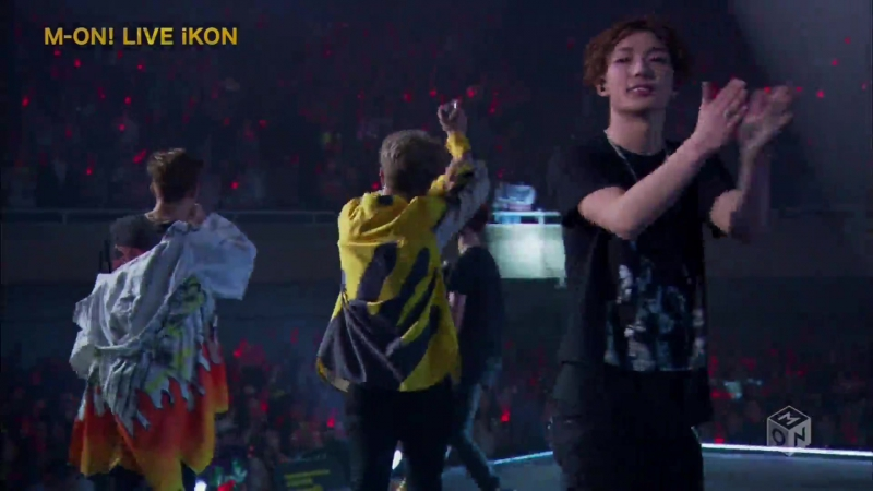 IKONCERT 2016 SHOWTIME TOUR in Japan JUST ANOTHER BOY CLIMAX