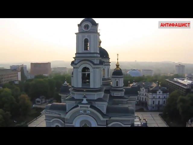 Расстрелянный Донбасс Донецк до и после войны