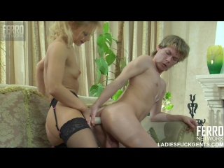 Страпон ferro ladies_fuck_gents blanch silvester