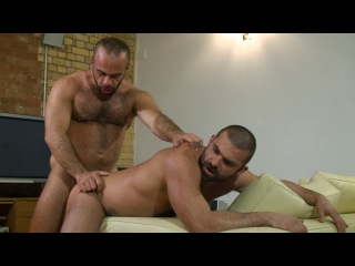 Butch dixon - albert victor & bruno andrea (hairy lovers fuck)