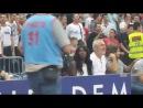 Американка попала на баскетбольный матч в Европе fvthbrfyrf gjgfkf yf ,fcrtn,jkmysq vfnx d tdhjgt